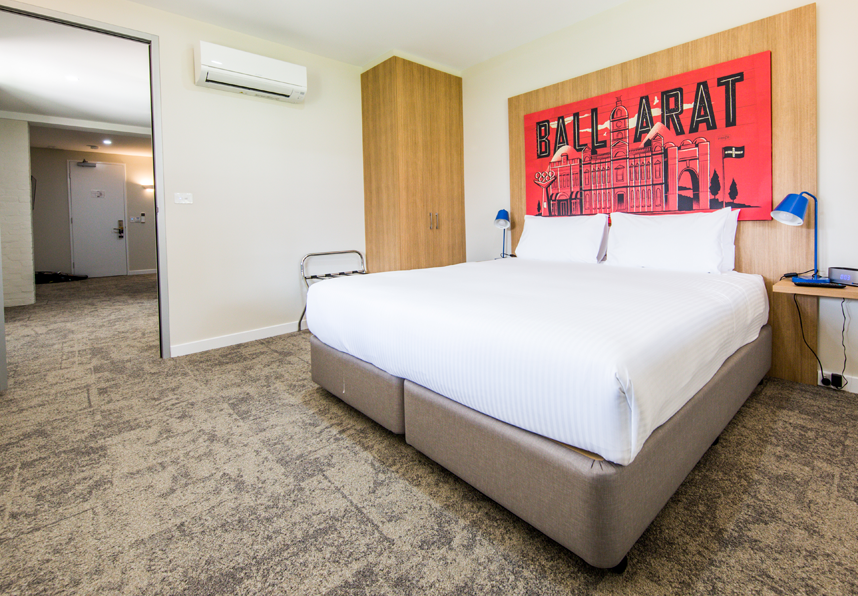 mercure rooms ballarat